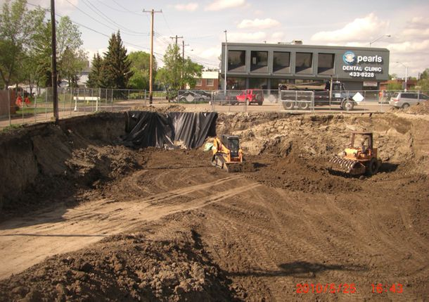 remediation of contaminated soils